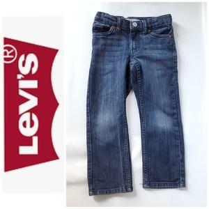 Levi's 511 Slim Performance Boys Jeans EUC